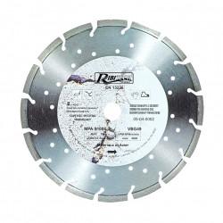 Disque Diamanté Acier-Matériaux 230mm