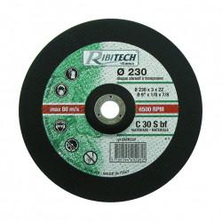 Disques Plats à Tronçonner Matériaux Centre 22,2mm