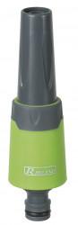 Lance arrosage bi-matère plastique avec colerette et display box