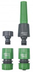 Kit ACQUAPRO lance, raccords et nez robinet 3/4 sur carte