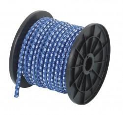 Câble élastique diam.8mm en bobine de 20m