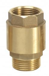 Clapet antiretour laiton 1
