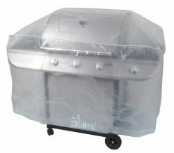Housse «ECOplatinium» 90gr/m2, 130x70xH80cm pour barbecue