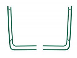 Range-bûches hauteur 95cm