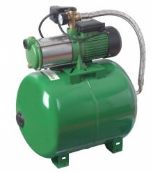 Pompe surpresseur 100L avec multi-cellualire 5 turbines auto-amorçante