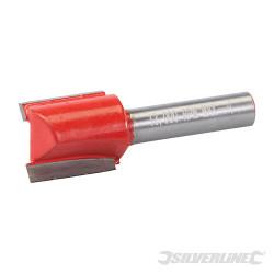 Fraise droite de 8 mm métrique 18 x 20 mm