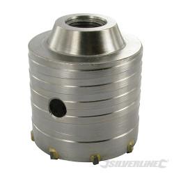 Scie trépan carbure de tungstène 65 mm
