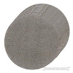 Lot de 10 disques abrasifs treillis auto-agrippants 150 mm Grains assortis