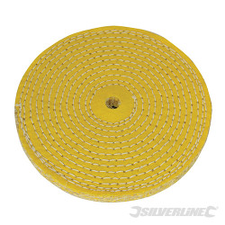 Disque de polissage en sisal 150 mm