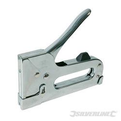 Agrafeuse en acier pour usage intensif 12 - 14 mm