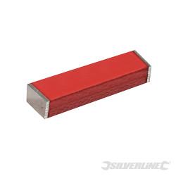 2 barres magnétiques 40 x 12,5 x 5 mm