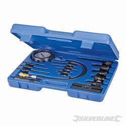 Coffret compressiomètre pour moteur diesel  16 pcs 16 pcs