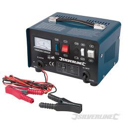 Chargeur de batterie 12 / 24 V Pour batteries de 12 Ah à 70 Ah