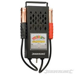 Testeur de batterie et de système de charge 6 V et 12 V