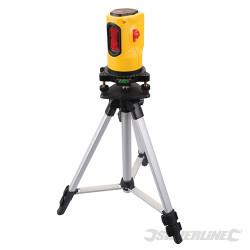 Coffret niveau laser automatique Portée de 10 m