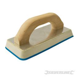 Taloche bleue pour joints 230 x 100 mm