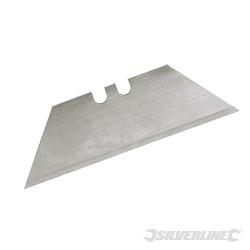 10 lames incassables pour cutter 0,6 mm