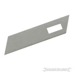 25 lames pour cutter coupe-film 0,6 mm