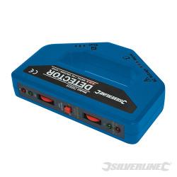 Détecteur 3-en-1 1 pile 9 V (PP3)