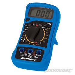 Multimètre numérique Expert CC et CA