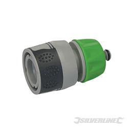 Raccord pour tuyau automatique confort Femelle 1/2