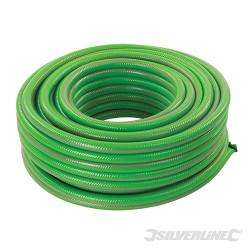 Tuyau arrosage vert PVC renforcé 30 m