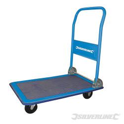 Chariot plateforme pliant 150 kg