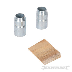 Lot de 3 coins pour marteau 1,36 - 3,18 kg