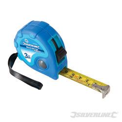 Mètre ruban Measure Mate 3 m x 16 mm
