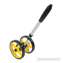 Mini-roue de mesure 0 - 9999 m