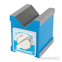 Vé magnétique 70 x 60 x 70 mm