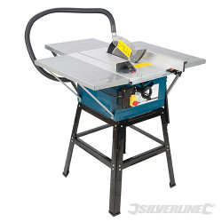 Scie sur table Silverstorm 254 mm 1 600 W 1600 W