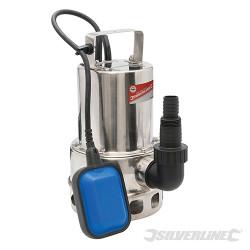 Pompe submersible pour eaux usées 550 W 10 500  L/h