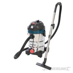 Aspirateur eau et poussière 30L  1 250 W 1250W