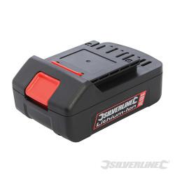 Batterie Li-ion 1,3 Ah Silverstorm 18 V 18V