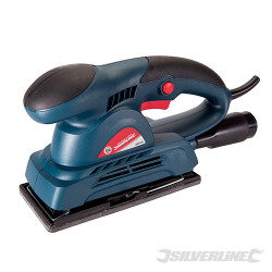 Ponceuse vibrante Silverstorm  feuille 1/3, 150 W 150 W