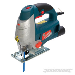 Scie sauteuse laser Silverstorm 710 W