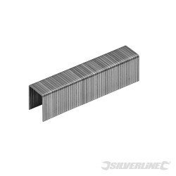 5 000 agrafes type 53 11,3 x 14 x 0,7 mm