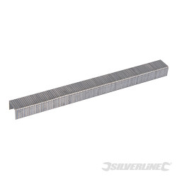 5 000 agrafes type 140 10,6 x 8 x 1,2 mm
