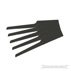 Lames de scie sabre pneumatique coupe-tôle 5 lames