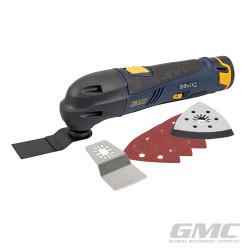 Outil multifonction oscillant 12 V GOMT12