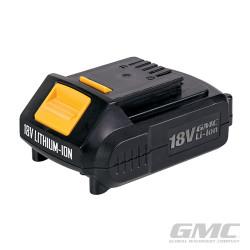 Batterie Li-Ion 18 V 1,5 Ah GMC18V15