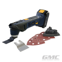 Outil oscillant multifunction 18 V GMC18V