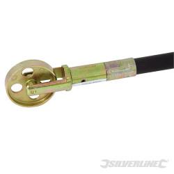 Roulette de guidage Roulette de guidage 55 mm