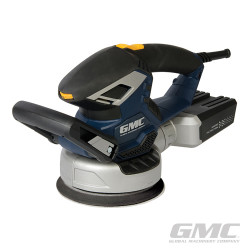 Ponceuse excentrique 2 patins 150 mm, 430 W ROS150CF