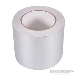 Ruban adhésif aluminium 100 mm x 50 m