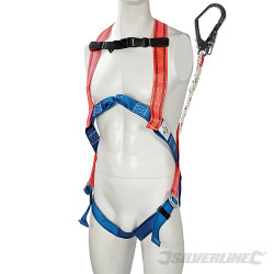 Kit de protection anti-chutes Harnais et absorbeur d'énergie