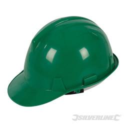 Casque dur de sécurité Vert