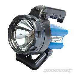 Projecteur rechargeable 1 million de candelas 118 lumens
