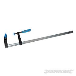 Serre-joint en F résistant (grande capacité) 800 x 120 mm